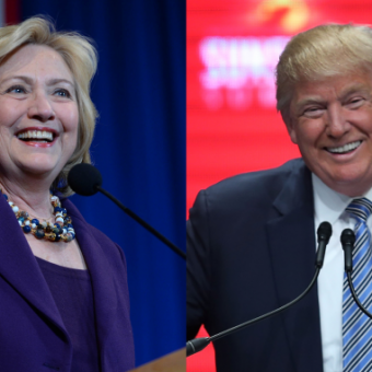 El debate: Hillary Clinton vs. Donald Trump